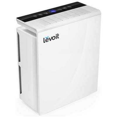LEVOIT Air Purifier with True HEPA Filter, Air Cleaner for Allergies