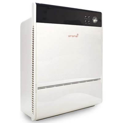 Oransi Max HEPA Large Room Air Purifier For Asthma, and Allergy