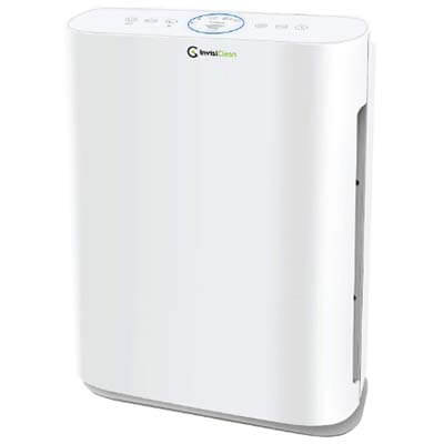 InvisiClean Sensa Ultra Quiet air purifier for home