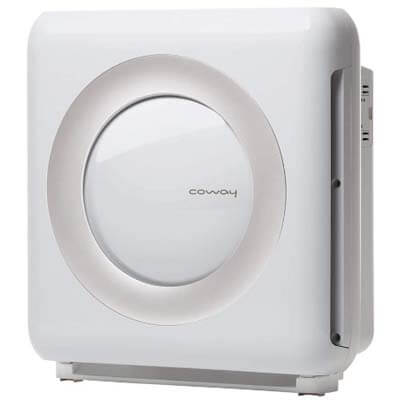 Coway White HEPA Air Purifier AP-1512HH