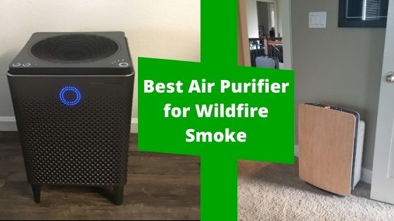 best air purifier for wildfire smoke